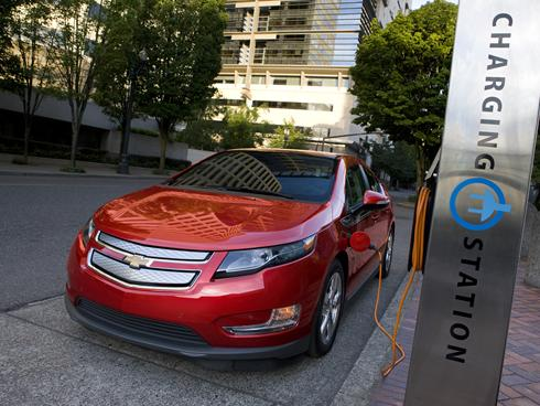 voltx large Higher Gas Prices Fueling Electric Vehicle Technology