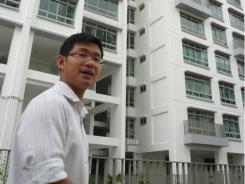 Ng Bingrong, senior executive engineer, Housing & Development Board in Singapore.