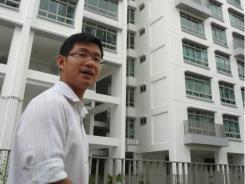 Ng Bingrong, senior executive engineer, Housing & Development Board in Singapore.