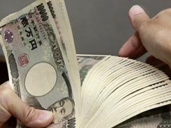 The yen has surged in the last week to post-war levels following the Japanese crisis.