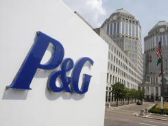 In this Aug. 2, 2010 file photo, the Procter & Gamble  headquarters building is shown in Cincinnati.