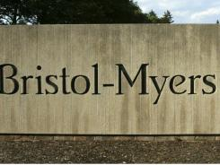 Bristol-Myers Squibb's New Jersey headquarters.