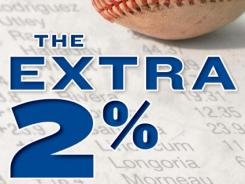 """""""The Extra Two Percent: How Wall Street Strategies Took a Major League Baseball Team From Worst to First,"""" by Jonah Keri; Ballantine/ESPN Books, 272 pages, $26.00."""