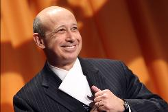 Goldman Sachs CEO Lloyd Blankfein at the 2011 CARE Conference and International Women's Day Celebration in Washington.