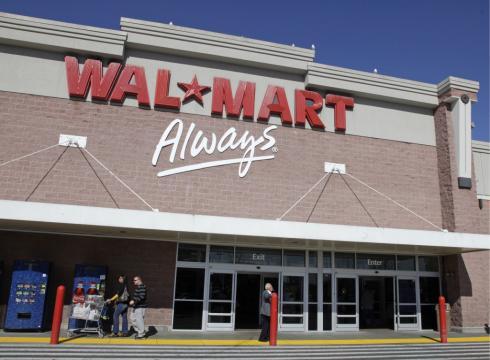 It could take a... Walmart Slogans