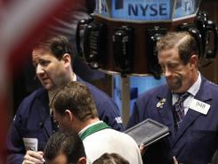 Bond prices rose Tuesday despite the Standard & Poor's debt warning on Monday.
