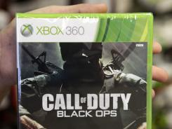Video games remain popular as' Call of Duty: Black Ops' was one of the most anticipated introductions recently.