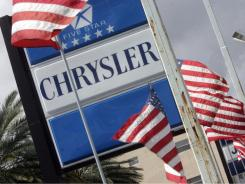 A Chrysler dealership in Miami.