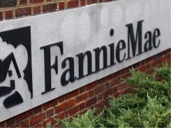 The headquarters of Fannie Mae in Washington.