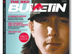 The Red Bulletin magazine.