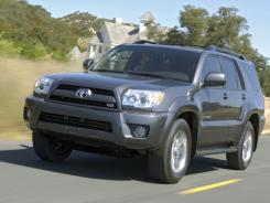 The 2008 Toyota 4Runner Limited.