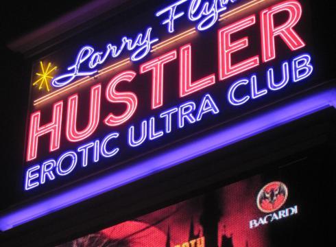 Hustler larry flynt contact information
