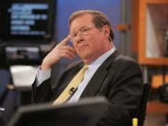 CNBC's Mark Haines in 2005.