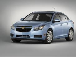 The Chevrolet Cruze Eco.