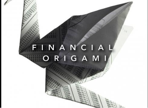 Origami comes from two