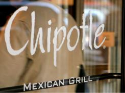 A Chipotle Mexican Grill restaurant in Brooklyn, New York, Wednesday, January 17, 2007.
