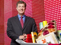 Gregg Steinhafel, Chairman, President and CEO of Target.