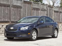 A Chevrolet Cruze LT. The Cruze is selling so well, GM is going to up the price.