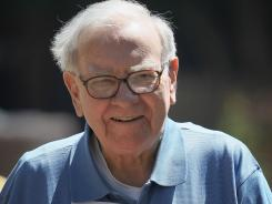 Warren Buffett attends the Allen & Company Sun Valley Conference on July 6, 2011 in Sun Valley, Idaho.