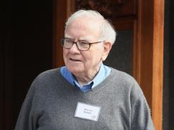 Warren Buffett, chairman of Berkshire Hathaway, attends the Allen & Company Sun Valley Conference on July 7, 2011 in Sun Valley, Idaho.