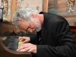 Chuck Leavell performs at the 2nd Anniversary of the Mother Nature Network at the Millenium Gate Club on June 2, 2011 in Atlanta, Georgia.