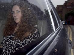 Rebekah Brooks resigned as chief executive of News International.