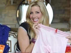 SPANX founder Sara Blakely began her body-shaping hosiery company while working full time selling fax machines.