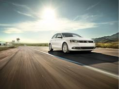 The 2012 Volkswagen Jetta TDI.