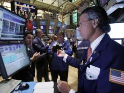 US stock market plunge followed Financial Stability Oversight Council warning