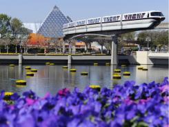 Walt Disney World Resort near Orlando,