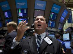 Traders and investors are nervous as stocks remain volatile.