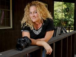 Lisa Rodgers of Saluda County, S.C., recently added photographer to her repertoire shooting portraiture of her clients.