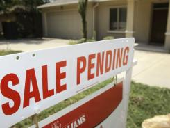 Home buyers are seeing near record low mortgage rates as Treasury bond yields fall.