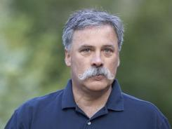 News Corp. deputy chairman, president and chief operating officer Chase Carey walks to a morning session at the annual Allen & Co.'s media summit in Sun Valley, Idaho, on July 9, 2009.