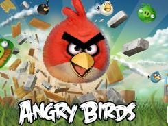 Angry Birds:  The game has grown into a full-blooded pop cultural sensation.
