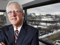 Jim Schipper, Iowa's banking superintendent