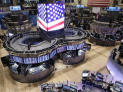 The New York Stock Exchange formally unveiled its redesigned trading post Monday, Aug. 15, 201.