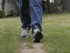 Stretching and walking can help keep stress to a minimum, therapist Dan Rosin says.