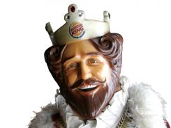 Burger King, which has hired a new ad agency, is dethroning its king character.