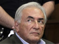 Former International Monetary Fund boss Dominique Strauss-Kahn was accused of sexual assault.