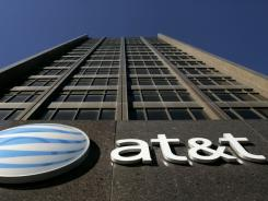 AT&T's offices in Detroit.