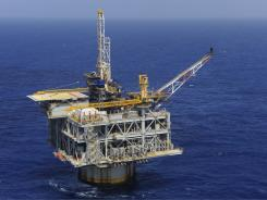 has lots of deepwater experience. Its Hoover/Diana platform is 160 miles south of Galveston, Texas in the western Gulf of Mexico.
