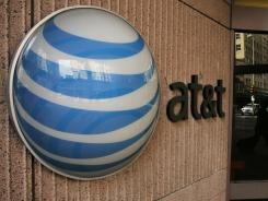 An AT&T office in San Antonio.