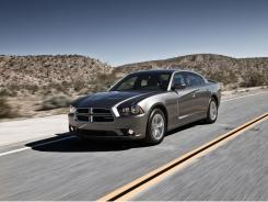 The 2012 Dodge Charger.
