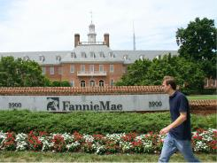 Fannie Mae headquarters  in Washington.