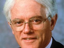 Peter Lynch, legendary manager of Fidelity Magellan fund, left in 1990. File photo.