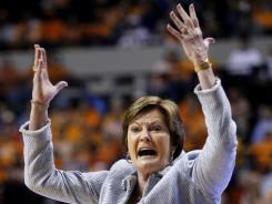 Pat Summitt, 59, has been diagnosed with early onset Alzheimer's, but her vow to keep working will likely help in the long run with the disease, one expert says.