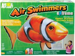 Air Swimmers eXtreme Giant Flying Clown Fish is one of Toys R Us's picks for this year's Hot Toys.