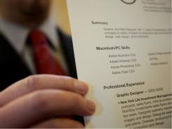 You can have the spiffiest resume in your field, but don't paper the town with it. Distribute it after contacts show an interest in you.