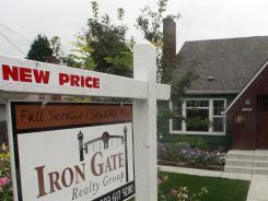 A home for sale near Gladstone, Ore.